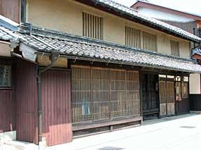 土山宿・扇屋