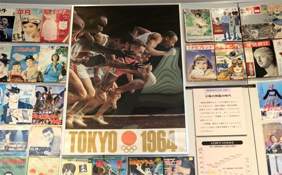 昭和30年代のポスター