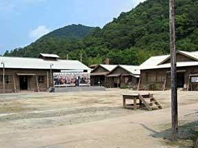 本当の俘虜収容所跡地