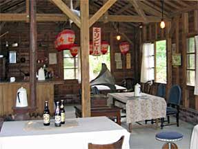 板東俘虜収容所・酒保(バー)