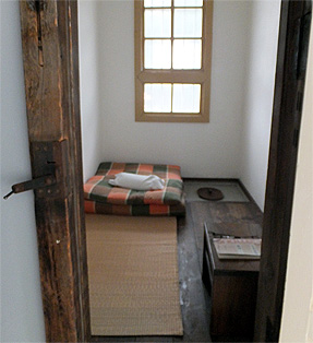 旧松本少年刑務所 独居舎房
