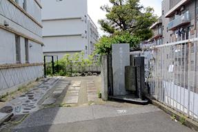 本郷菊富士ホテル跡