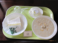 病院食・昼