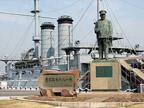 戦艦・三笠と東郷平八郎