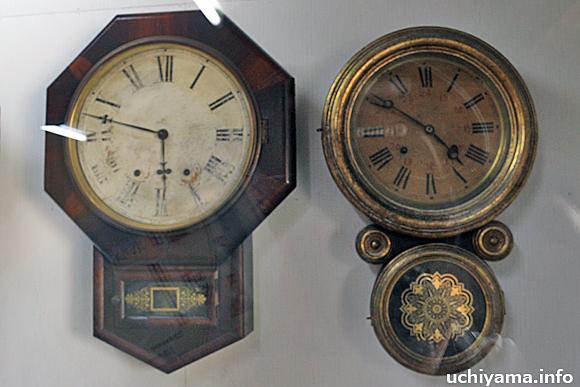 初期型ボンボン時計