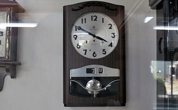脱ボンボン時計