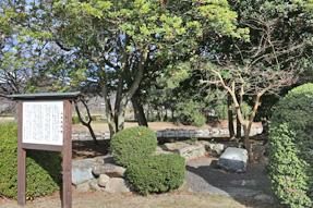 赤穂城・二之丸門跡