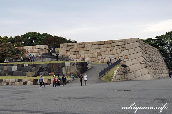 江戸城・天守台