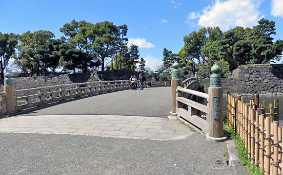 江戸城・和田倉橋