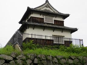 福岡城・潮見櫓