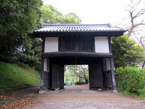 福岡城・名島門