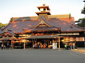 五稜郭・函館奉行所