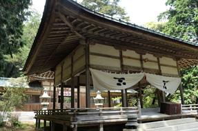 萩城・志都岐山神社