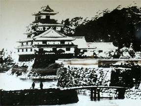 萩城の写真