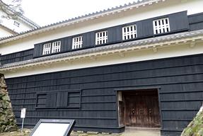 高知城・詰門