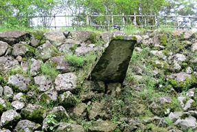 高知城・石樋