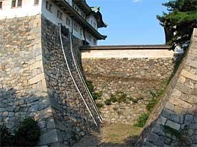 名古屋城・剣堀