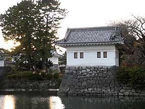小田原城・二の丸隅櫓