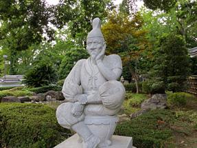 岡崎城・しかみ像