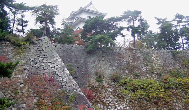 三重・上野城