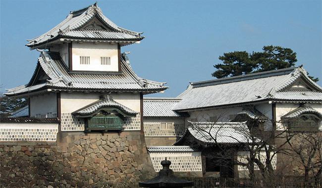 石川・金沢城