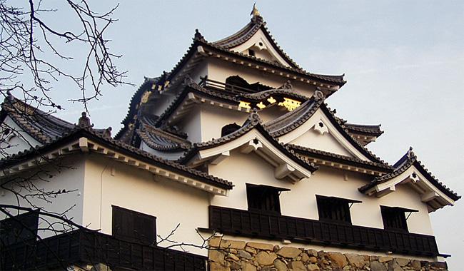 滋賀・彦根城