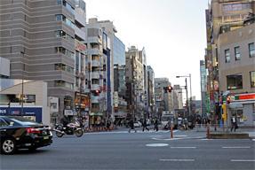 旧東海道・大門