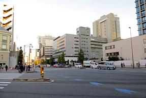 旧東海道・札の辻