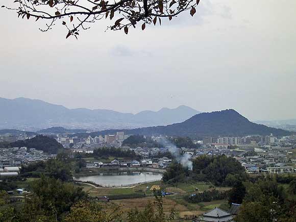 奈良・甘樫の丘