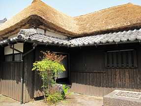 武家屋敷・篠塚邸