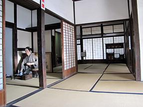武家屋敷・島田邸