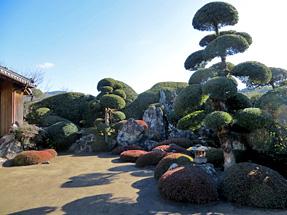 西郷恵一郎氏庭園