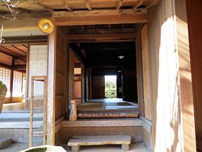 旧高城家住宅・女玄関