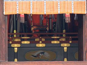 京都御所・紫宸殿