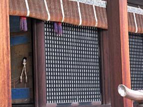 京都御所・清涼殿