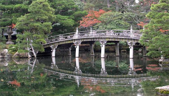 京都御所・御池庭