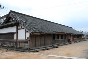 旧萩藩校明倫館