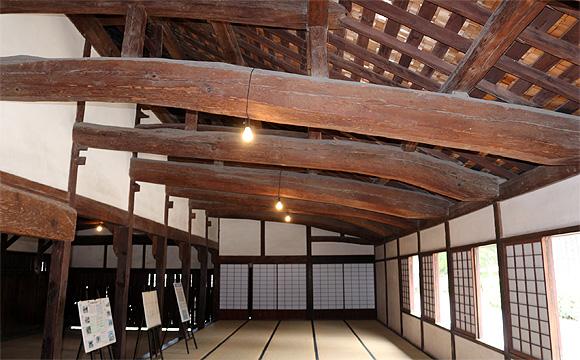 旧萩藩校明倫館・有備館