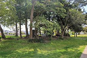 松下屋敷跡