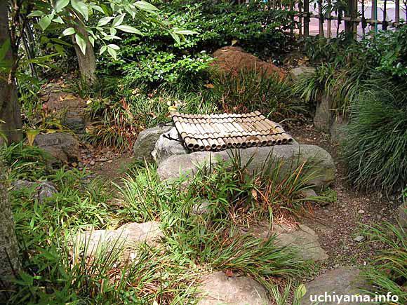 徳川秀忠の誕生井戸