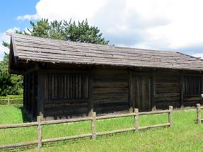 伊場遺跡・古代の役所の跡