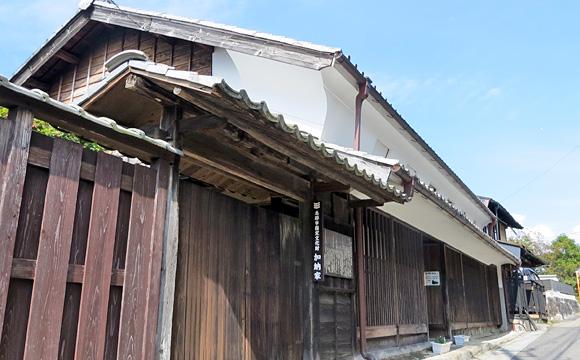 岩村本通り・加納家