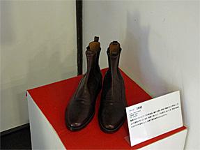 坂本龍馬がはいていたブーツ(再現品)