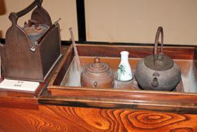煙草盆・火鉢