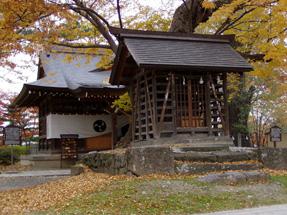川中島古戦場・八幡社