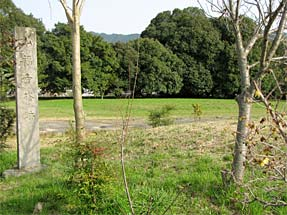 弘福寺塔跡