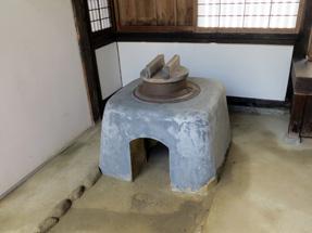 川坂屋・湯沸かし釜