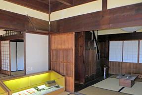 中山道鵜沼宿町屋館(旧武藤家住宅)