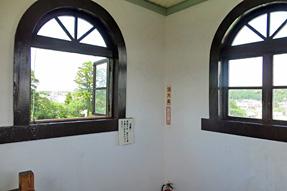 旧見付学校・5階