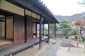旧永井家 庄屋屋敷・母屋